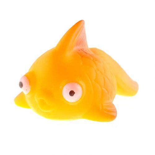 Sípoló halacskák