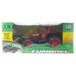 Traktor Tolólappal