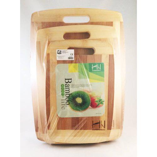 Bamboo Vágó Deszka