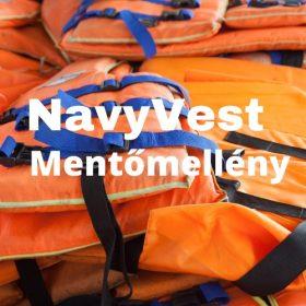 Navyvest mentőmellény