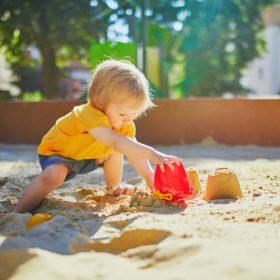 Homokozó, homokozó játék
