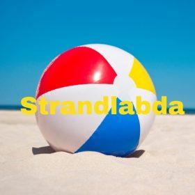 Strandlabda
