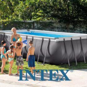 Intex® Merev falú Medencék